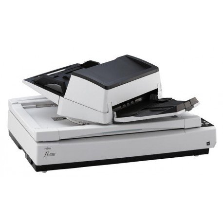 Scanner fi-7700 100 ppm ADF 300 P. A3. + CRISTAL