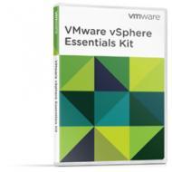VMware vSphere Essentials Kit - licencia + 1 año de suscripción - 6 CPU Instalación de campo 6 CPU - Imagen 1