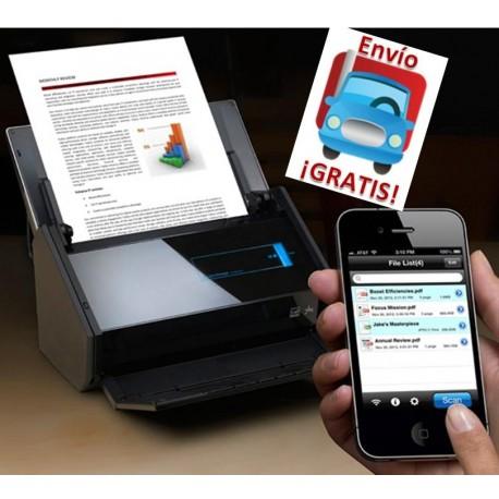 Fujitsu ScanSnap iX500 - escáner de documentos - Imagen 1