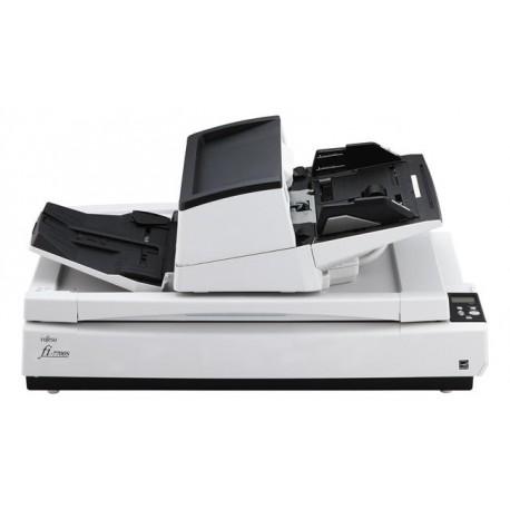 Scanner fi-7700S 75 ppm ADF 300 P. A3. + CRISTAL (NO DUPLEX)