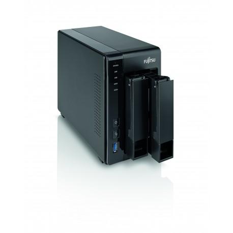 CELVIN NAS QE707 2x4TB NAS HDD EU 2-Bay