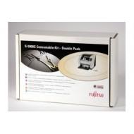 Kit FI-6800 2xPick Roller, 2xSeparador Roller, 2xBrake Roller