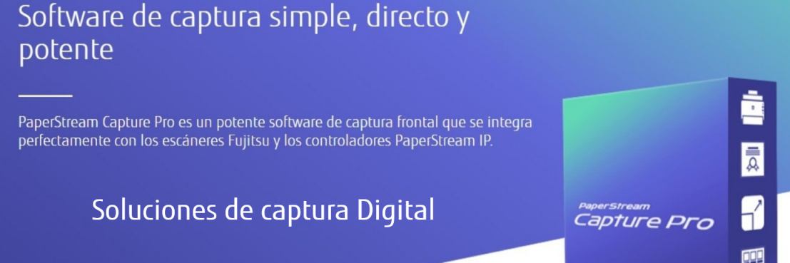 Soluciones de Captura Digital