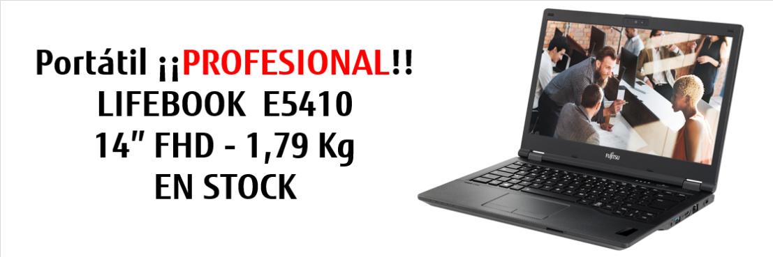 LIFEBOOK E5410