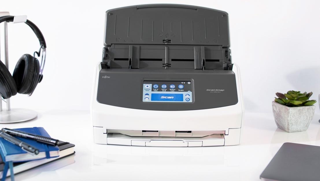 Escáneres Documentales ScanSnap, SP-Series, fi-Series y el Software PaperStream, la gama perfecta en rendimiento